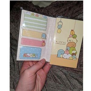 Pocket Folded Sticky Notes